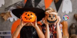 Juegos divertidos para pasar Halloween